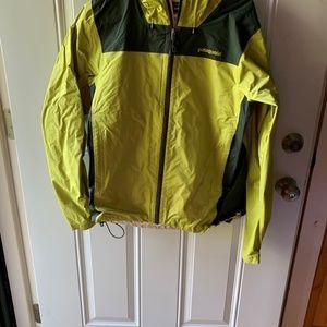 Patagonia Rain Jacket with Hood Size M